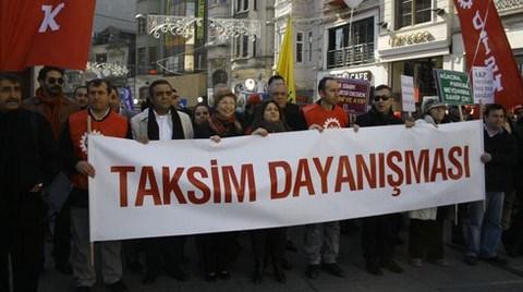 """Taksim Dayanışması, """"Hala Umut Var"""" Diyor"""