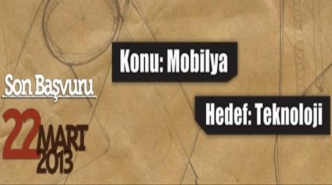 'Mobilya Ar-Ge Proje Pazarı' (MAPP) Yarışması
