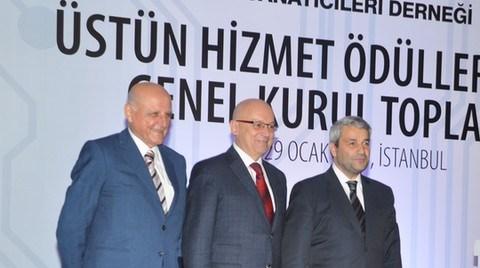 'TESİD Üstün Hizmet Ödülleri' Sahiplerini Buldu