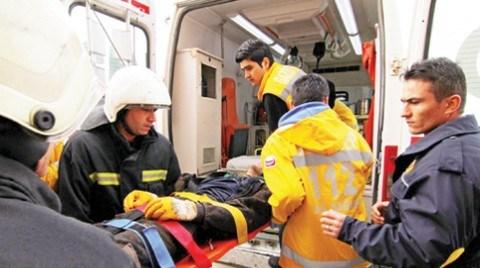 Yine Bir İş Kazası; 7 Ölü, 7 Yaralı