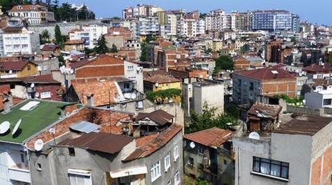 Türkiye'de Hanehalklarının %67,3'ü Kendi Konutunda Oturuyor