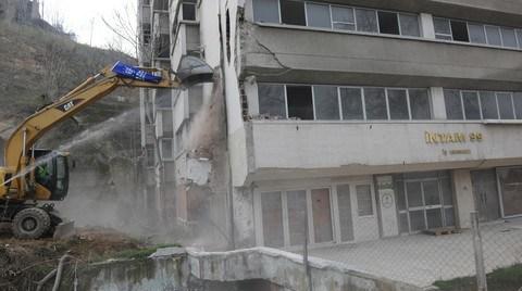 Bursa'da Kentsel Dönüşüm Başladı
