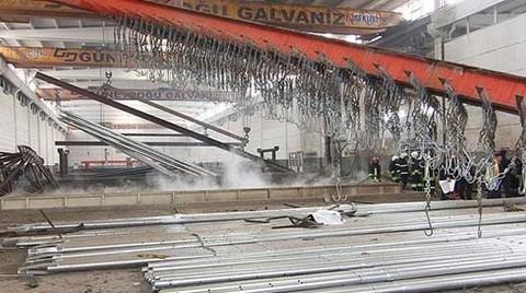 Gaziantep'teki Fabrika Kazası İşvereni Üzdü