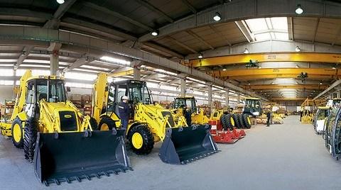Hidromek'ten Sincan OSB'de Yeni Üretim Üssü Yatırımı