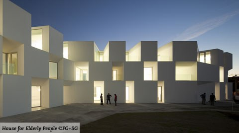 Mies van der Rohe 2013 Çağdaş Mimarlık Ödülleri'nin 5 Finalisti Açıklandı