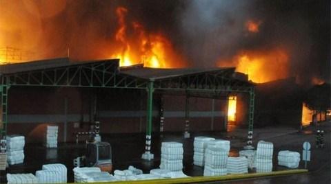 Kamu için Kritik Yapılar Yangına Karşı Özel Malzemelerle İnşa Edilmeli