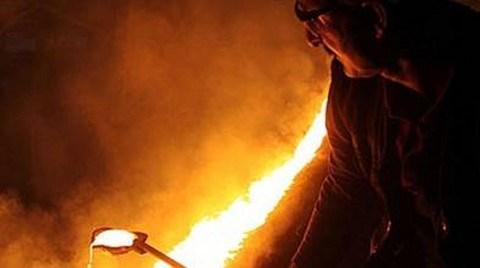 Türkiye'nin Çelik İhracatında Miktar Arttı, Değer Düştü