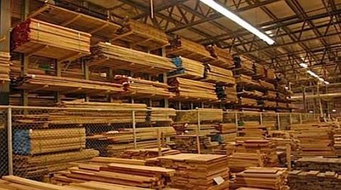 Ağaç Mamulleri ve Orman Ürünleri İhracatçıları 2013'e Hızlı Girdi