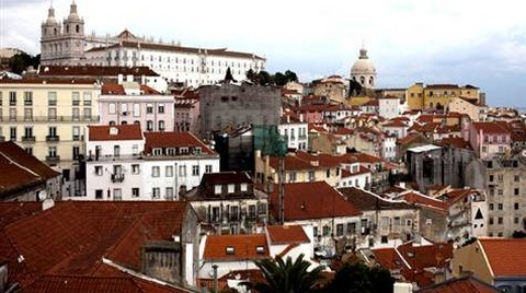 AB'ye Girmek için Portekiz'de Ev Alın