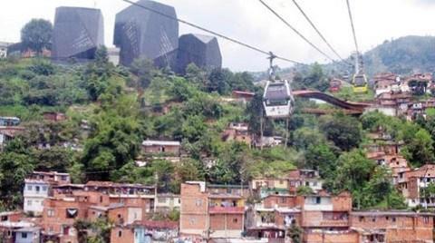 Kentsel İyileştirme için Güney Amerika'ya Bakın