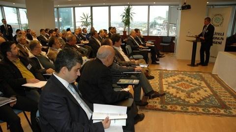 Türkiye Hazır Beton Birliği Yeni Yönetimini Seçti