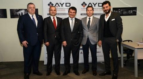 Alışveriş Merkezi Yatırımcıları Derneği Yeni Başkanını Seçti
