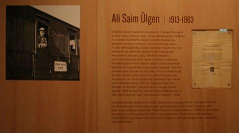 Ali Saim Ülgen'in Arşivi Ve Koruma Politikalarımız