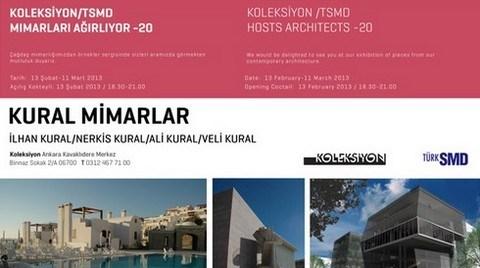 Koleksiyon / TSMD, Kural Mimarlar'ı Ağırlıyor