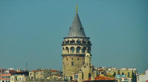 Galata Kulesi Restore Ediliyor!
