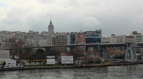 Haliç Metro Silueti