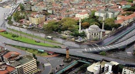 Aksaray Meydanı Planına 'Pervitich Şartlı' Onay