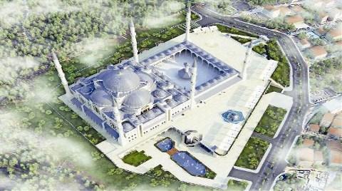 Çamlıca Camisi Projesi Sil Baştan