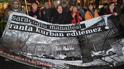 """""""Saraçoğlu Riskli Değildir"""""""