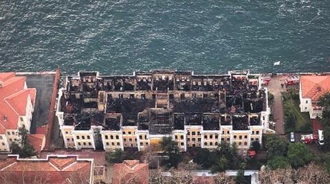 Galatasaray'da Suçlu Elektrik Kontağı Değilmiş