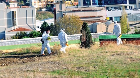 """TMMOB: """"Radyoaktif Atıklar Toprakla Örtüldü"""""""