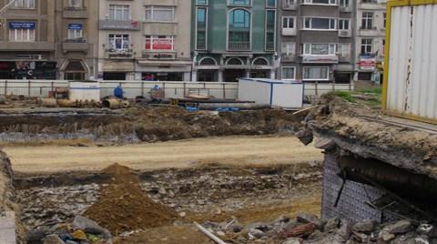 """""""Taksim Elle Kazılsın"""""""