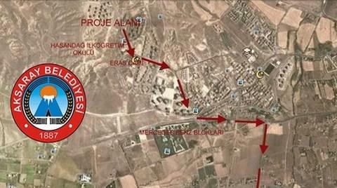 Aksaray Belediyesi Spor Kompleksi Yarışması  Düzenliyor