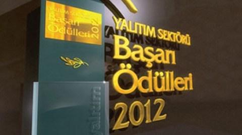 Yalıtım Sektörü Başarı Ödülleri 2012'de Adaylar Açıklandı