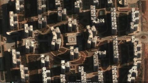 """Çin'in İnsansız """"Gökdelen Ormanları"""""""