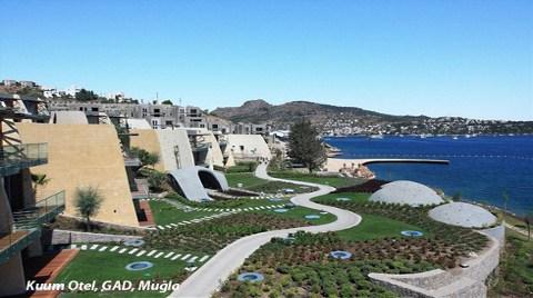 Türkiye'nin Çağdaş Turizm ve Rekreasyon Yapıları Belirlendi