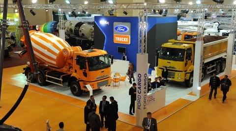 Ford Cargo İnşaat Serisinden Hazır Beton Sektörüne Özel Çözümler