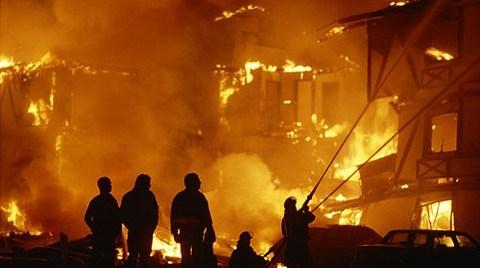 Yangınla Mücadelede İş Makineleri daha Etkin Kullanılabilir
