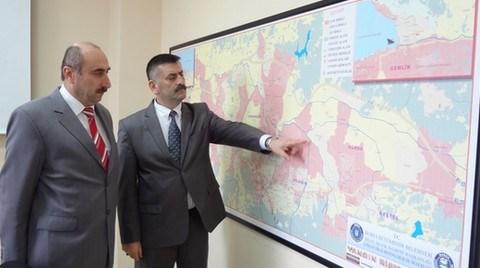 Bursa'nın Yangın Risk Haritası Hazırlandı