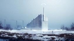 BIG, Çatısında Kayak Pisti Olan Enerji Merkezi Tasarladı