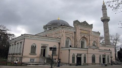 Yıldız Camisi'ne Restorasyon