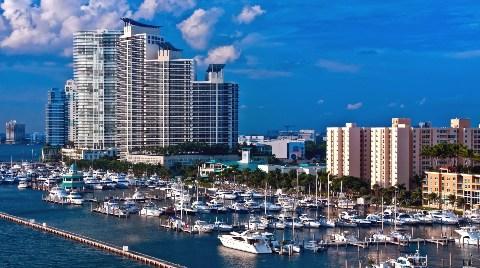 Miami'ye Türk Akını!