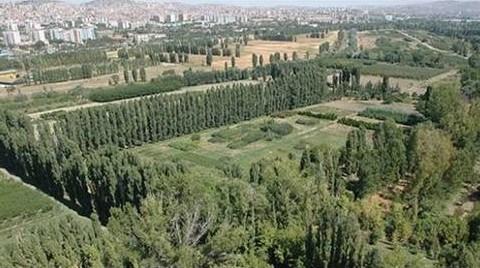 Atatürk Orman Çiftliği'nde İmar Planı Değişikliği