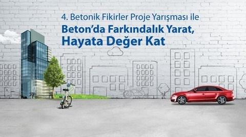 4. Betonik Fikirlikler Proje Yarışması