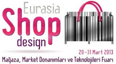 'Eurasia Shop Design' Perakende Tasarımcılarını Buluşturuyor