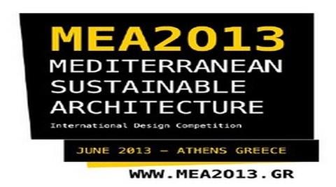 MEA2013 Akdeniz'in En İyi Sürdürebilir Mimari Tasarımlarını Belirliyor
