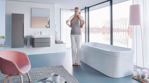 Duravit'ten Happy D.2
