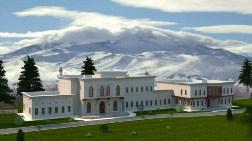 Erciyes Dağı'na Cumhurbaşkanlığı Köşkü!