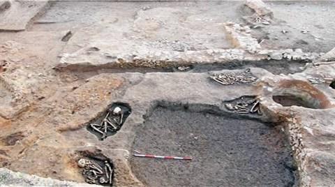 Pendik'teki Kazılarda Ortaya Çıkan Büyük Keşif!