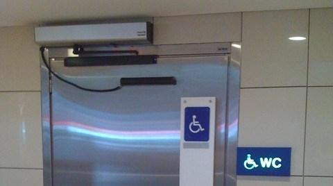 Özürlü Tuvaleti Otomasyonu