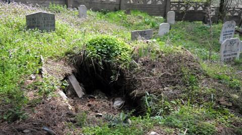 İstanbul'a Su Gelsin Diye Mezarları Taşıyorlar!