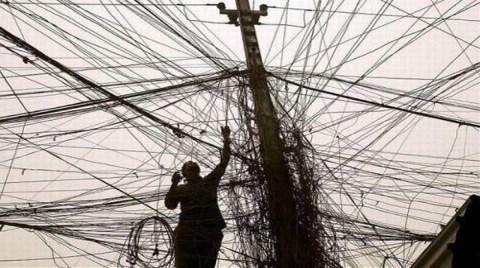 Öyle Yöntemlerle Elektrik Kaçırıyorlar ki...