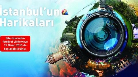 İstanbul'un Harikalarının En 'Havalı' Kareleri Yarışacak