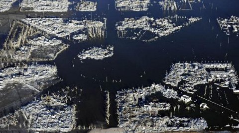 Boğulmuş Kent Su Yüzüne Çıktı!