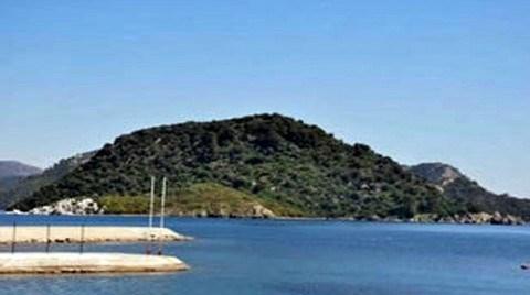 Marmaris'te Otele Kiralanan Fener Adası Çevrecileri Ayaklandırdı!