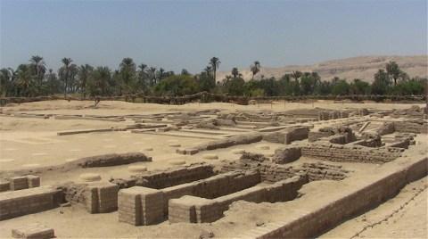 Antik Mısır'ın İnşaat İşçileri Bulundu!